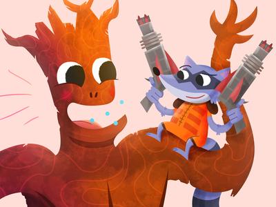The Best of Friends: Rocket & Groot