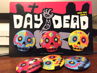 Day of the Dead - Series 1 - Legit