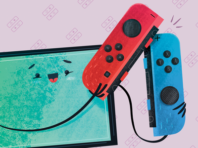 Nintendo Switch - Joycons