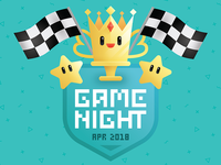 Game Night - April 2018