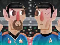 Spock & Spock