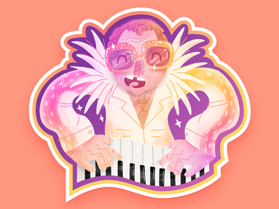 Slaptastick - Elton John
