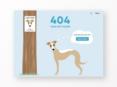 Daily UI #008 - 404 page 404page 404 design ux ui sketchapp dailyui