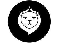 Lion simple logo