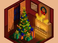Merry Xmas Dribbble!