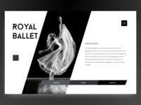 Royal Ballet Promo