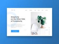 Web design practise #1