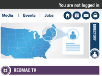 New REOMAC Member Directory Graphic