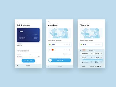 Daily002 - A credit card checkout ux ui design dailyui 002 dailyui app