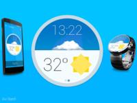 WatchApp - Material Design app