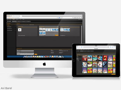 SaaS CMS Products Suite services webapps saas cms video