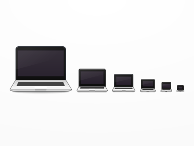 Laptop Icon inkscape icon elementary os elementary