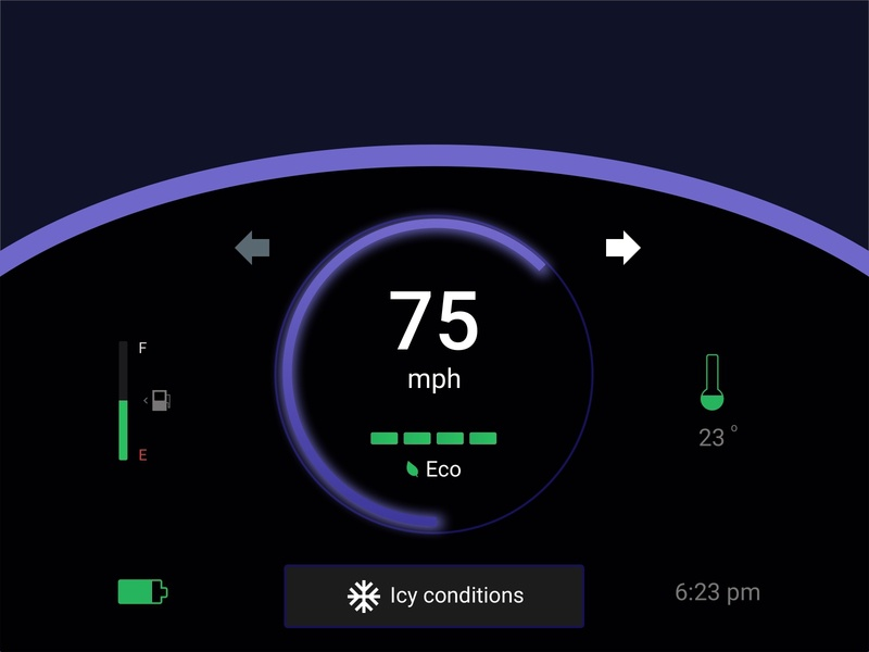 Daily UI | 034 - Car Interface car interface daily ui 034 daily ui challenge