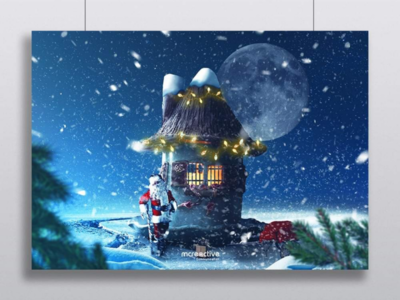 Compositing : The Magic of Christmas
