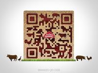 Branded QR Code - Red Barn Market