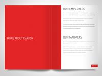 Canfor Brochure Design 03