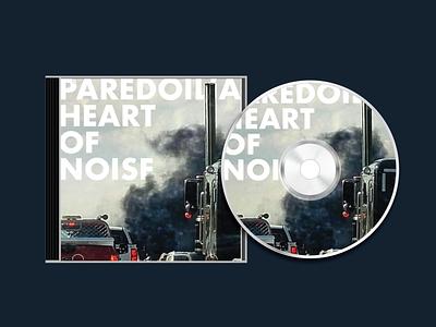 Paredoilia - Heart of Noise album art futura bold heart of noise cd artwork cd cover jewel case cd