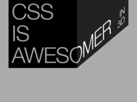 CSS IS AWESOME(R IN 3D)