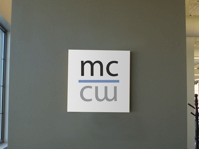 Midco Coworking Logo Sign