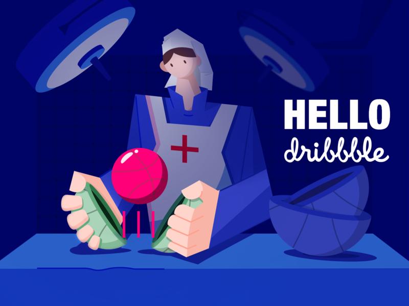 Drible Dribble Dribbble! 插图