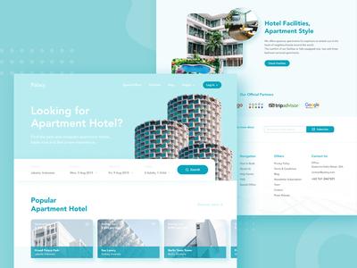 #Exploration - Apartment Hotel Booking