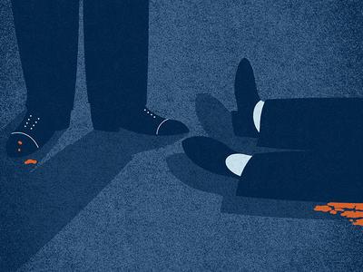 Cutthroat kill murder cutthroat legs blood film movie noir