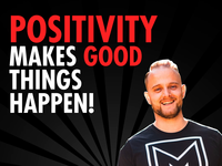 Listen to a Podcast Snippet: Positivity