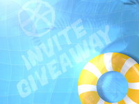 Summer Dribbble Invite Giveaway