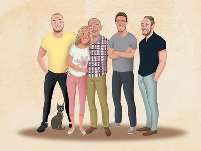 Family Animation