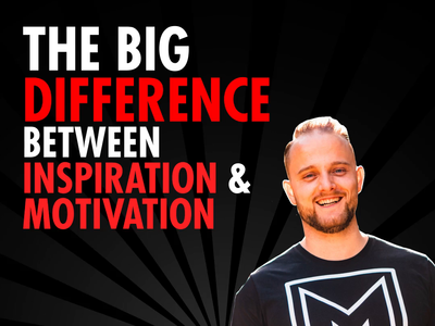 Podcast: The Difference Between Motivation & Inspiration