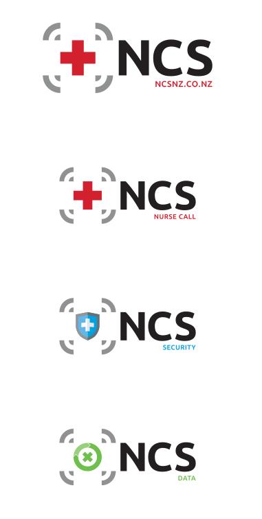 Ncs logo variations