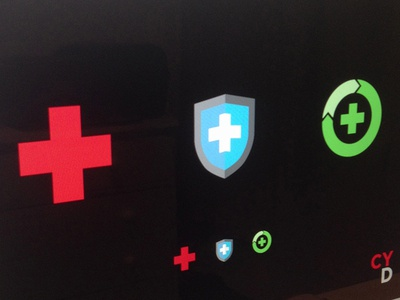 NCS Icons On Screen