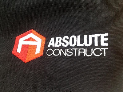 Absolute Construct Embroidery