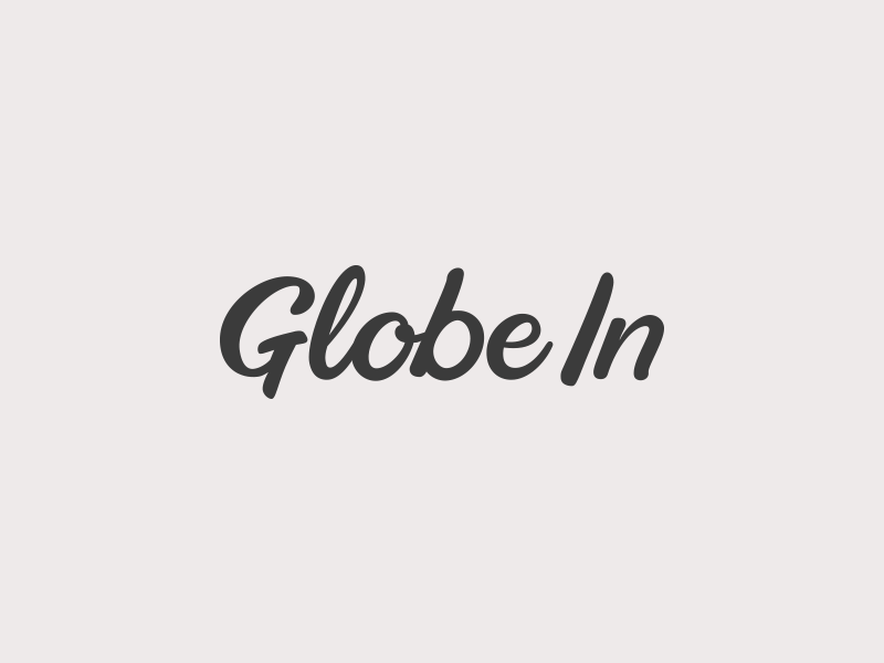 Globein wordmark final
