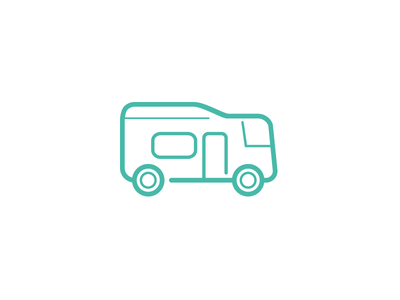 Motor Home Icon