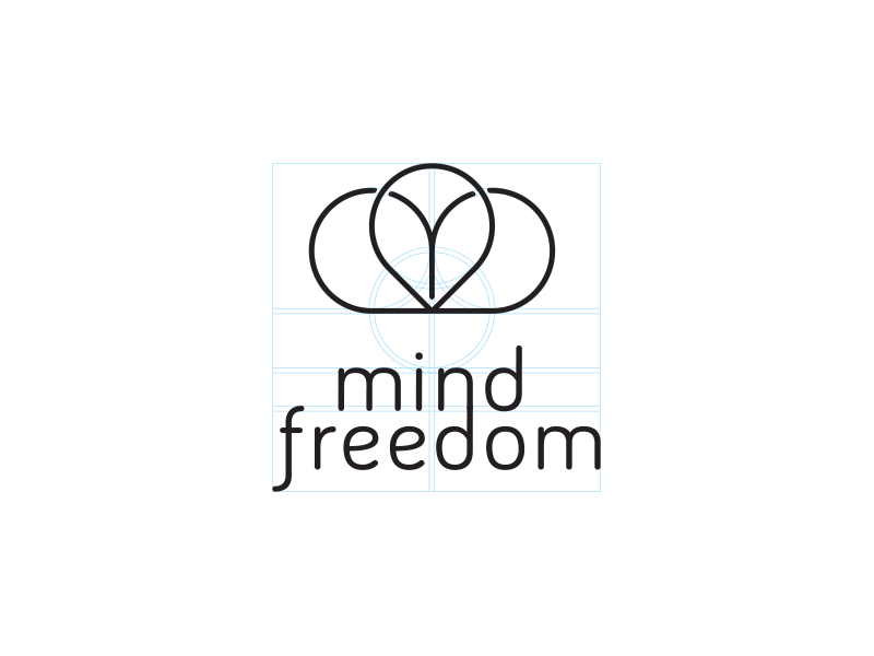 mindfreedom Concept meditation cloud mind
