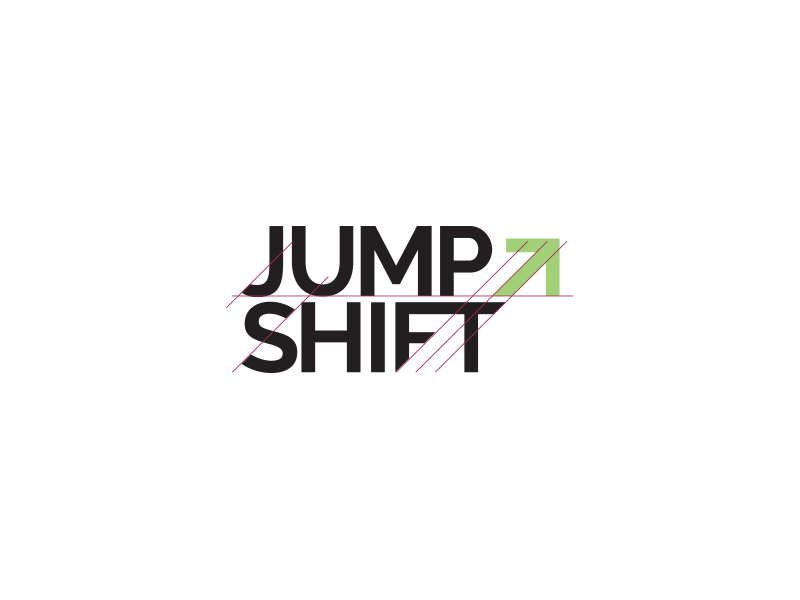 Jumpshift WIP learn shift arrow