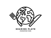 Sharing Plate logo option