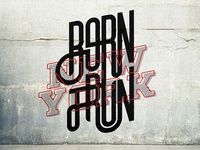 Compressport Born To Run NY