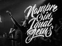 Nombre Sin Igual Jesus