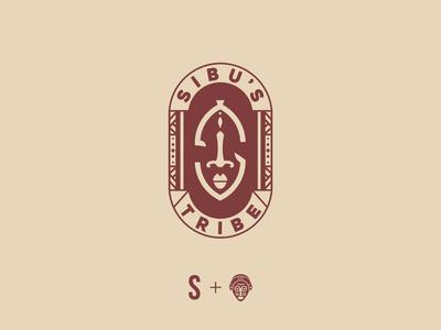 Sibu's Tribe Logo Design