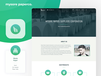 PaperCo. Product Design