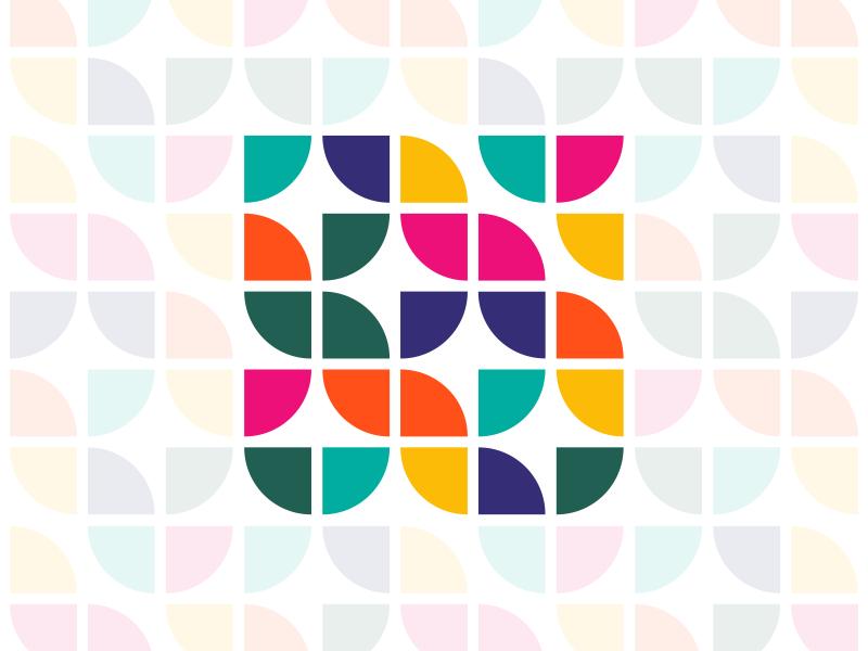 Pattern random fun pattern