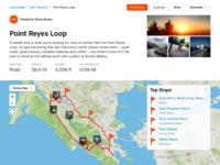 Route Detail strava polyline map details web routes