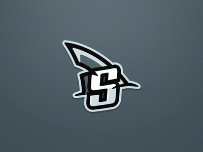 Squales - Roller Hockey - Logo 2