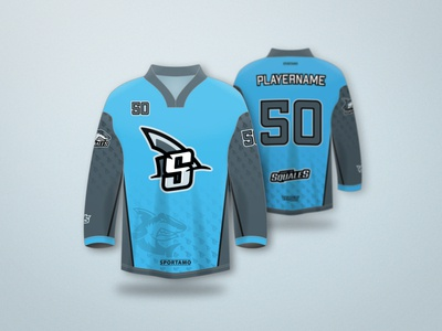 Squales - Roller Hockey - Jersey