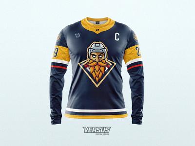 Brasseurs - Roller Hockey - Jersey 2