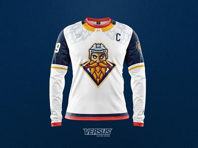 Brasseurs - Roller Hockey - Jersey 1