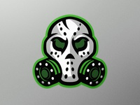 Irradiés - Roller hockey team logo
