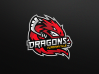 Dragons - Roller hockey - Principal logo